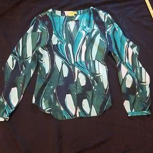Catherine Malandrino silk blouse